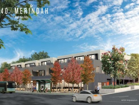 Apartment 13/40 Merindah Road Baulkham Hills, NSW 2153
