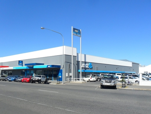 Tenancy 5, 214 Bolsover Street, 'ANZ Building' Rockhampton City, QLD 4700
