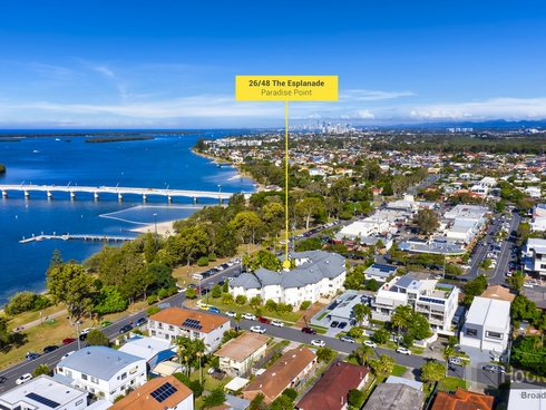 26/48 The Esplanade Paradise Point, QLD 4216