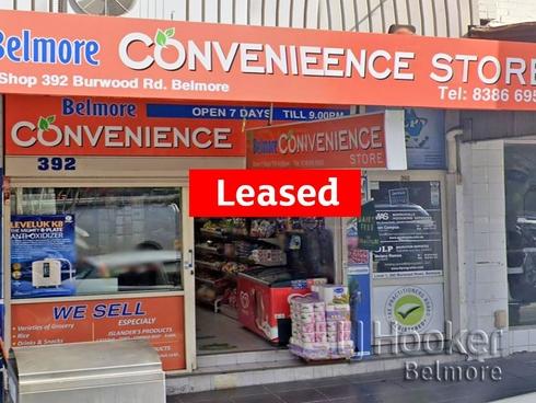 392 Burwood Road Belmore, NSW 2192