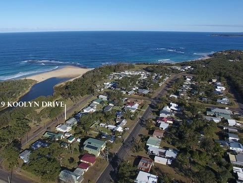 9 Koolyn Drive Cudmirrah, NSW 2540