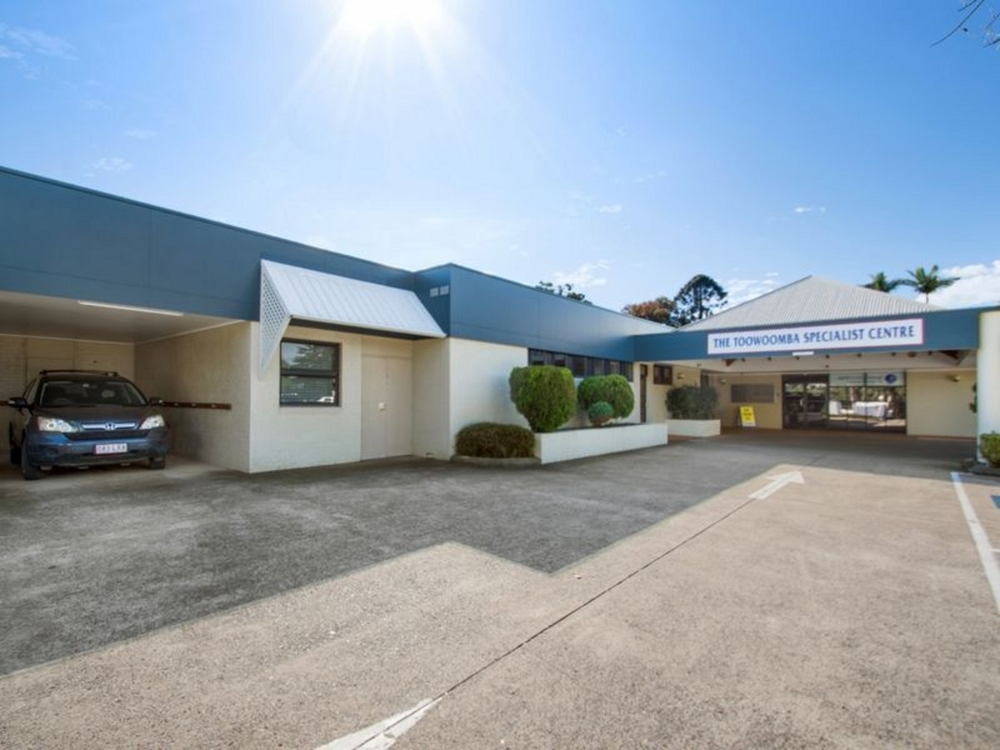 8/7 Scott Street East Toowoomba, QLD 4350