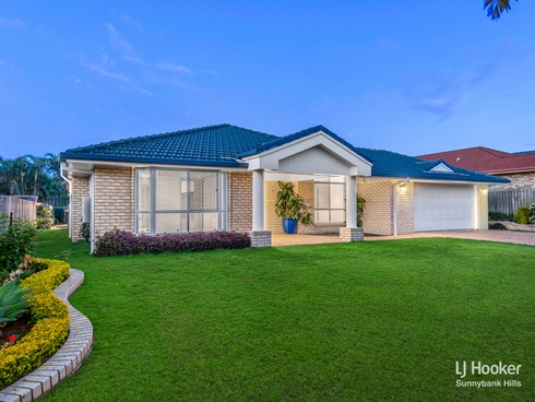 16 Cambridge Place Wishart, QLD 4122