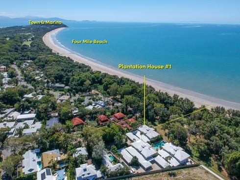 1 Plantation House/25 Andrews Close Port Douglas, QLD 4877