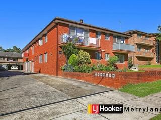 5/24 Birmingham St Merrylands , NSW, 2160