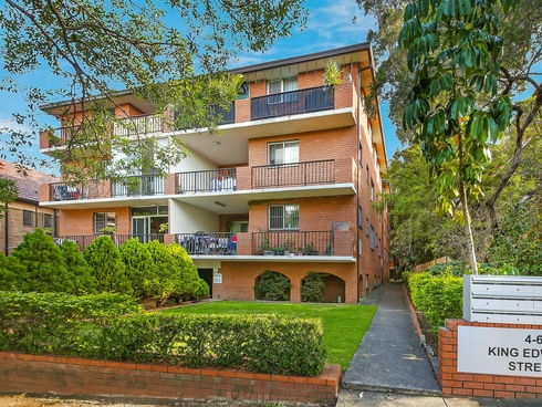 11/4-6 King Edward Street Rockdale, NSW 2216