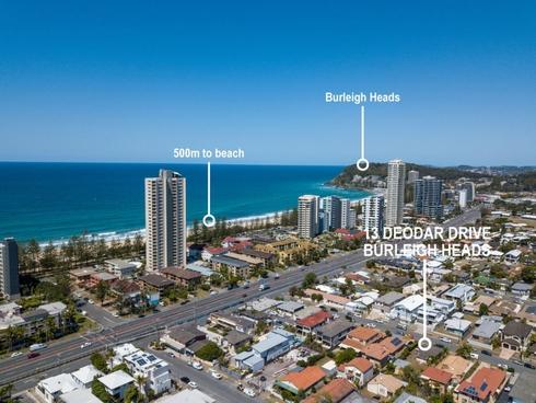 13 Deodar Drive Burleigh Heads, QLD 4220