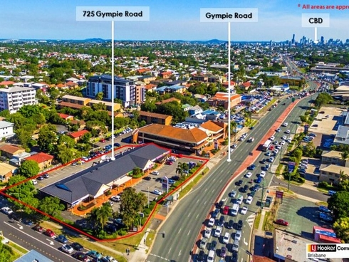 4/725 Gympie Road Chermside, QLD 4032