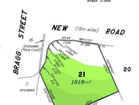 Lot 21/ Bragg Street Bundaberg East, QLD 4670