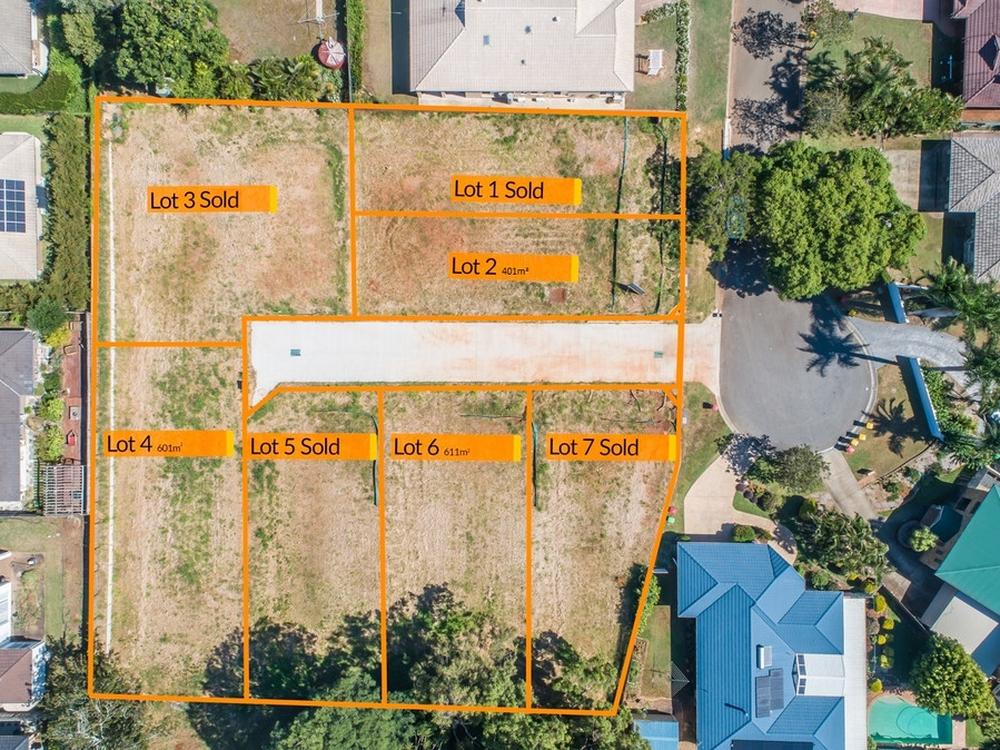 Lot Lot 2, 4 & 6/99 Forrest Street Nudgee, QLD 4014