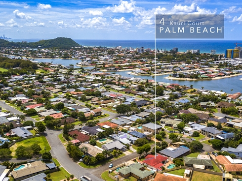 4 Kauri Court Palm Beach, QLD 4221