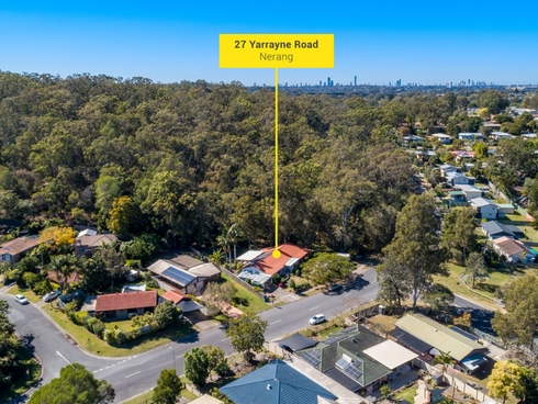 27 Yarrayne Road Nerang, QLD 4211