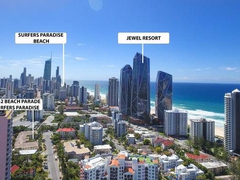 8/42 Beach Parade Surfers Paradise, QLD 4217