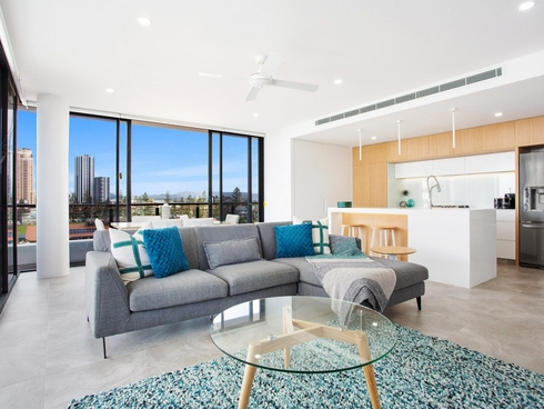 504/95 Old Burleigh Road Broadbeach, QLD 4218