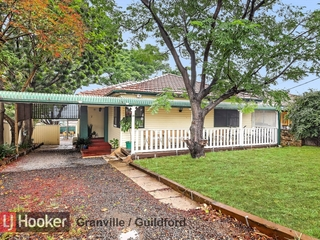 26 Robertson Street Guildford , NSW, 2161