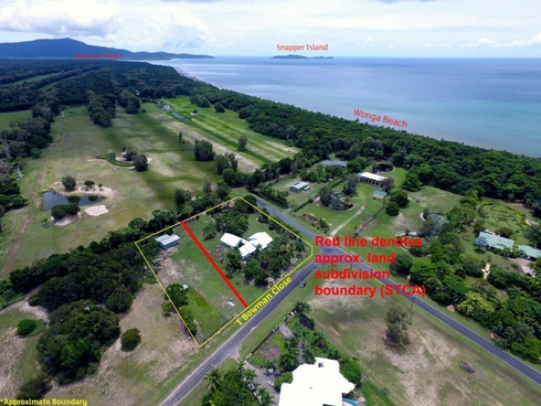 1 Bowman Close Wonga Beach, QLD 4873