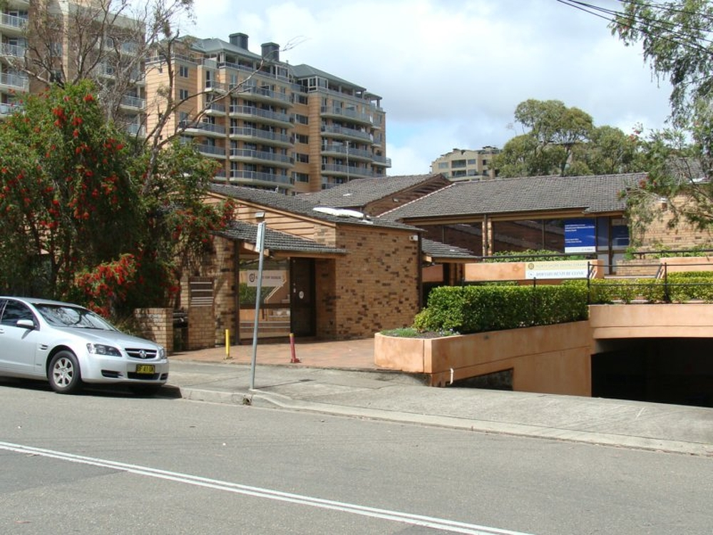 10/1 Ashley Street Hornsby, NSW 2077