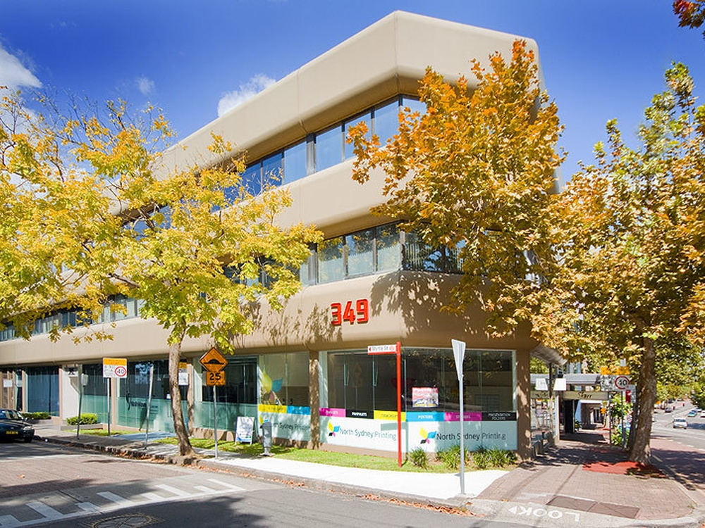 Suite 102/349 Pacific Highway North Sydney, NSW 2060