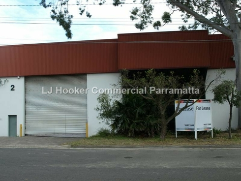 2 Euston Street Rydalmere, NSW 2116