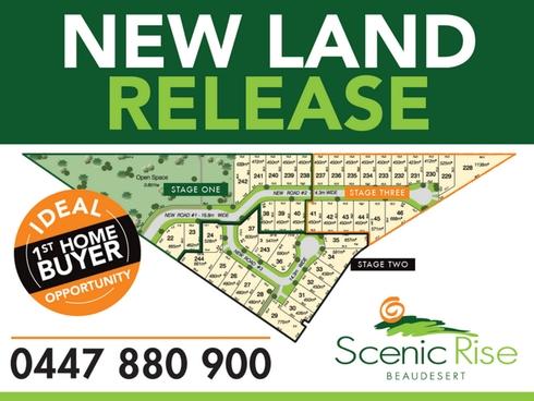 Lot 242/ Ruby Street Gleneagle, QLD 4285