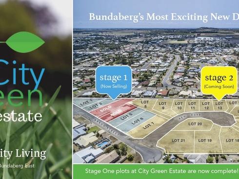 Lot 2/ Bragg Street Bundaberg East, QLD 4670