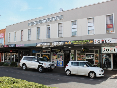 FF Suite 4/217 Margaret Street Toowoomba City, QLD 4350
