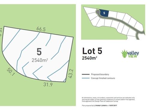 5 Valley View Estate, Richmond Hill Road Goonellabah, NSW 2480