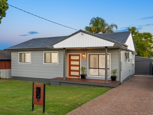 12 Crisp Avenue Rutherford, NSW 2320