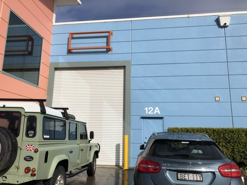Unit 12a/398 The Boulevarde Kirrawee, NSW 2232