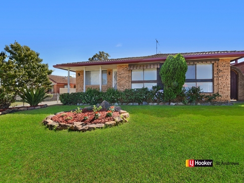 54 Stromeferry Crescent St Andrews, NSW 2566