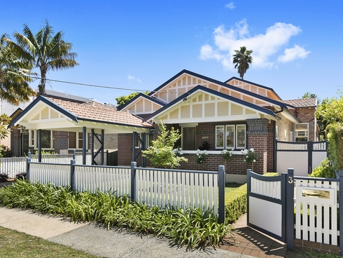 3 Crabbes Avenue Willoughby, NSW 2068