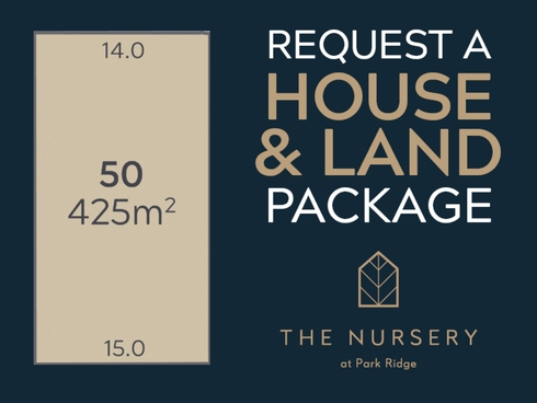 Lot 50/74 Bumstead Road Park Ridge, QLD 4125