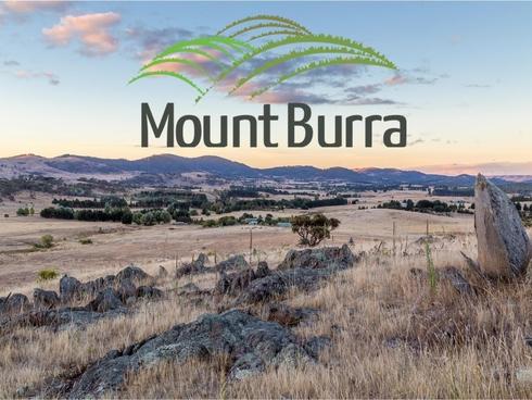 Lot 209 Mount Burra Burra, NSW 2620
