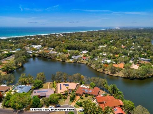 12 Barkala Court South Golden Beach, NSW 2483
