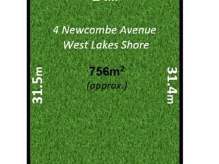 4 Newcombe Avenue West Lakes Shore , SA, 5020