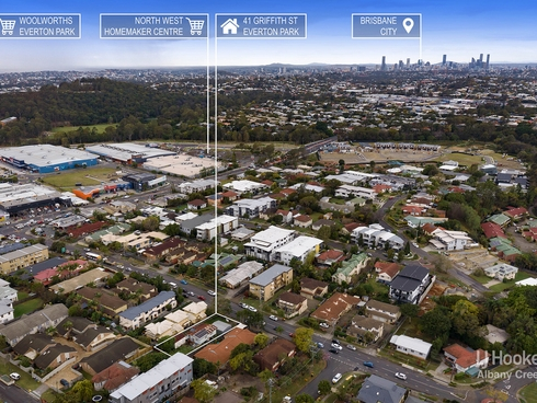 41 Griffith Street Everton Park, QLD 4053