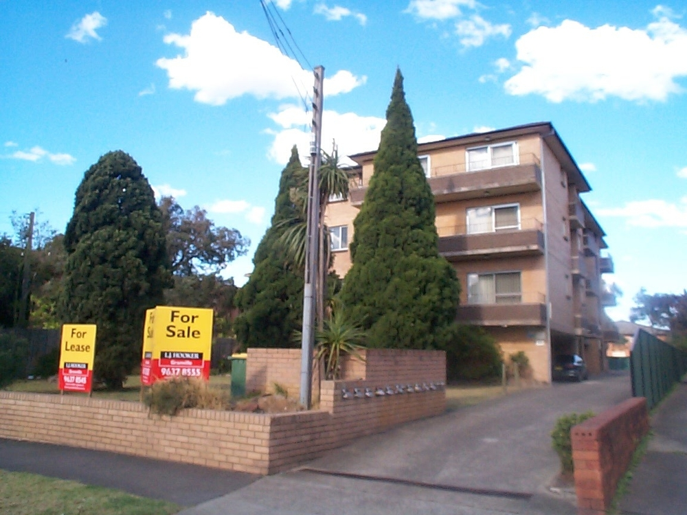 12/17 Blaxcell Street Granville, NSW 2142