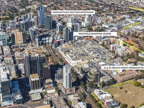 21 & 25 Argyle Street Parramatta, NSW 2150