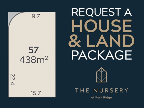 Lot 57/64-74 Bumstead Road Park Ridge, QLD 4125