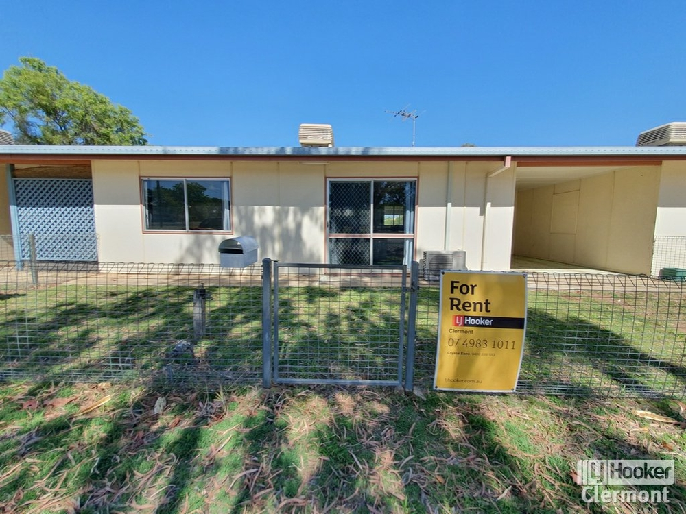 Unit 2/34 Francis Street Clermont, QLD 4721