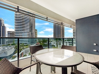 708/1 Oracle Boulevard Broadbeach , QLD, 4218