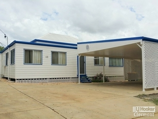 63 Box Street Clermont , QLD, 4721