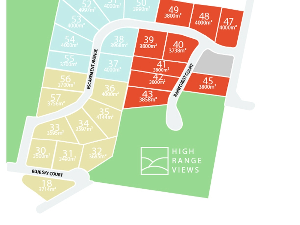 Lot Lots/ Escarpment Avenue Cabarlah, QLD 4352