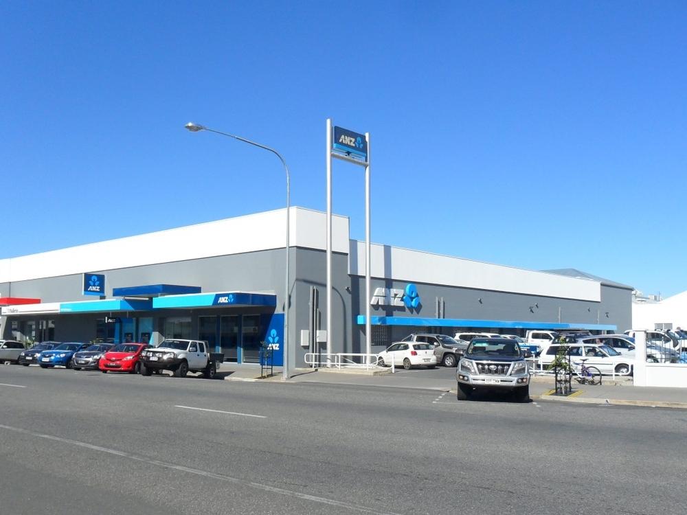 Tenancy 5, 214 Bolsover Street, 'ANZ Building' Rockhampton City, QLD 4700